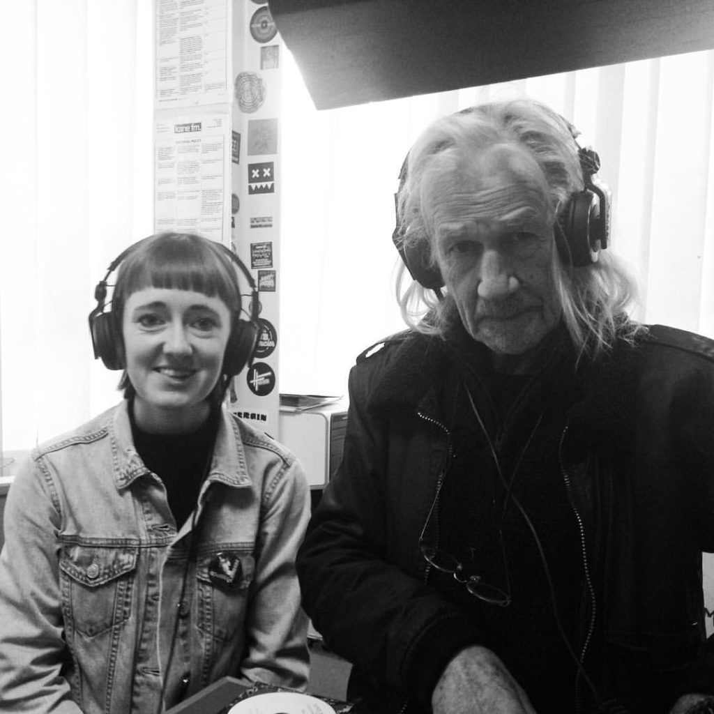 A Crass Special show with the legendary Penny Rimbaud www.mixcloud.com/wayoutradio/way-out-radio-penny-rimbaud-interview-2017/
