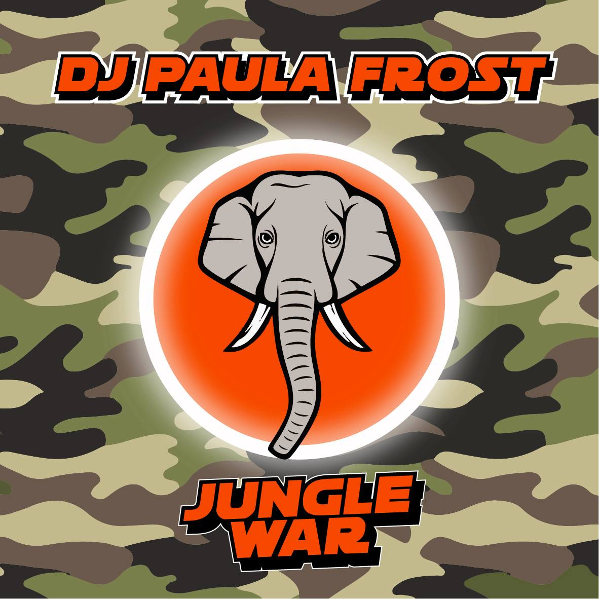 DJ PAULA FROST – JUNGLE WAR (SINGLE DOWNLOAD)