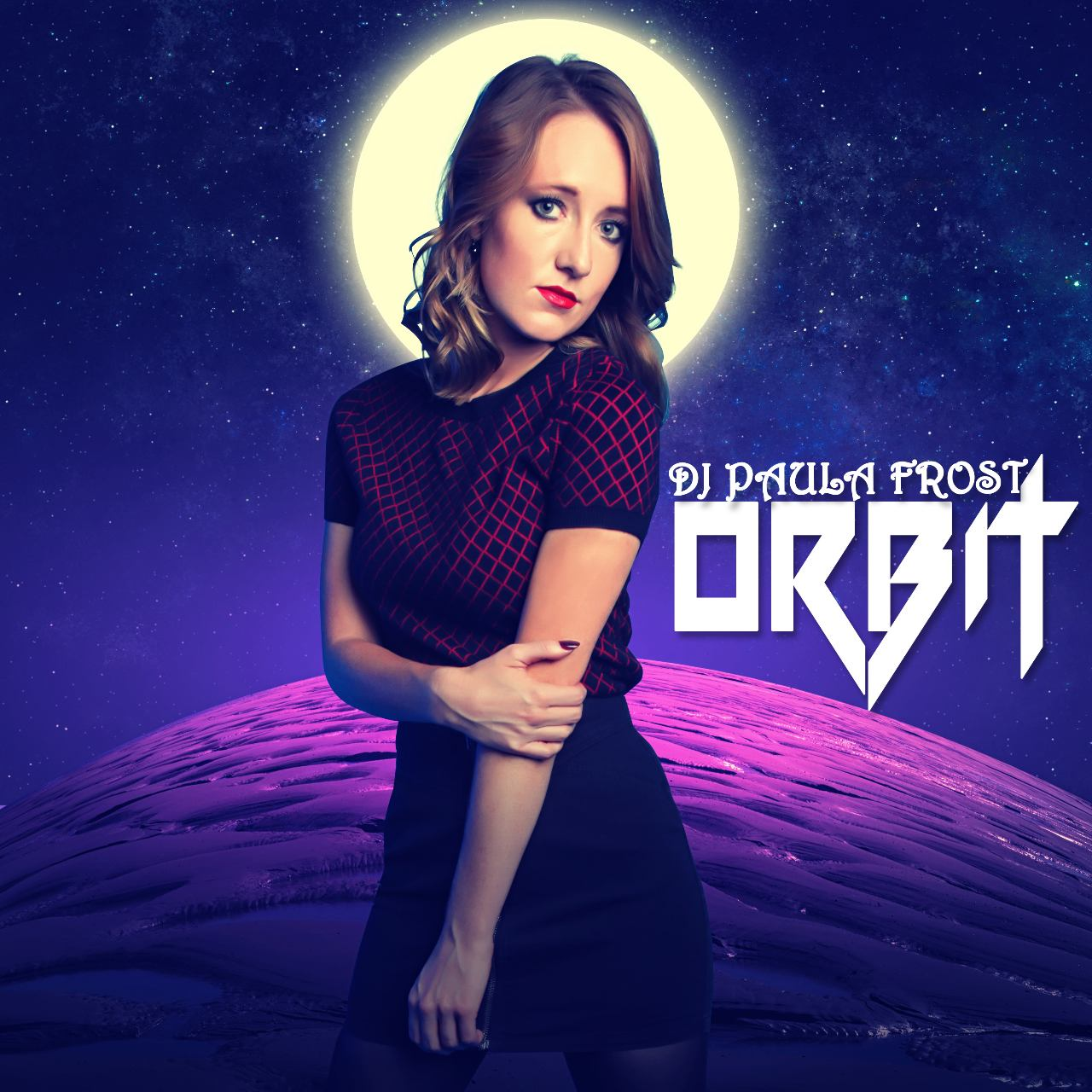DJ PAULA FROST – ORBIT (SINGLE DOWNLOAD)